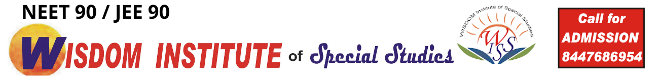 Logo for NEET 90  /  JEE 90
